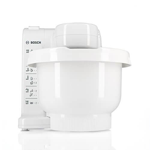 Bosch MUM4427 Küchenmaschine MUM4 (500 Watt, 3,9 Liter) weiß -