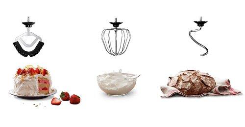 Haushaltsküchenmaschine die Knetmaschine für die eigene Küche
