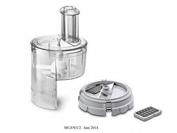 Bosch Würfelschneider MUM5 -
